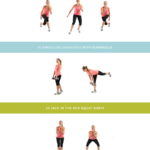 Daisy Duke Ready Lower Body + Plyometric Superset