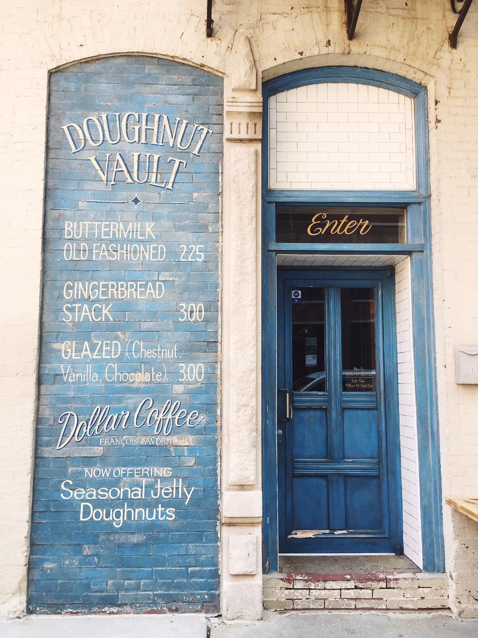 Doughnut Vault in Chicago