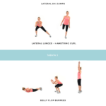 Bodyweight 30 minute Tabata Workout