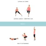 Bodyweight 30 minute Tabata Workout