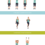 Complete Upper Body Circuit & Cardio Workout