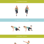 Lower Body + Plyometric Superset Workout