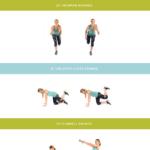Lower Body + Plyometric Superset Workout