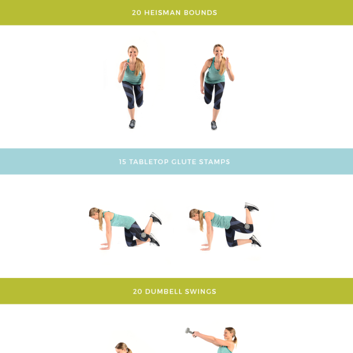 Lower Body Plyo Circuit Workout! Intense exercises to get strong legs fast!