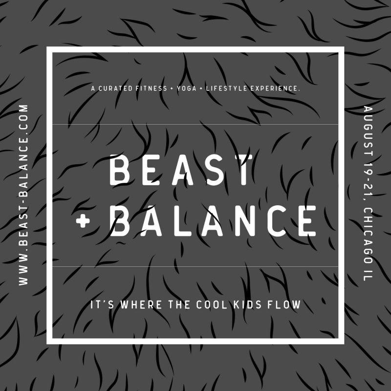 beast + balance logo