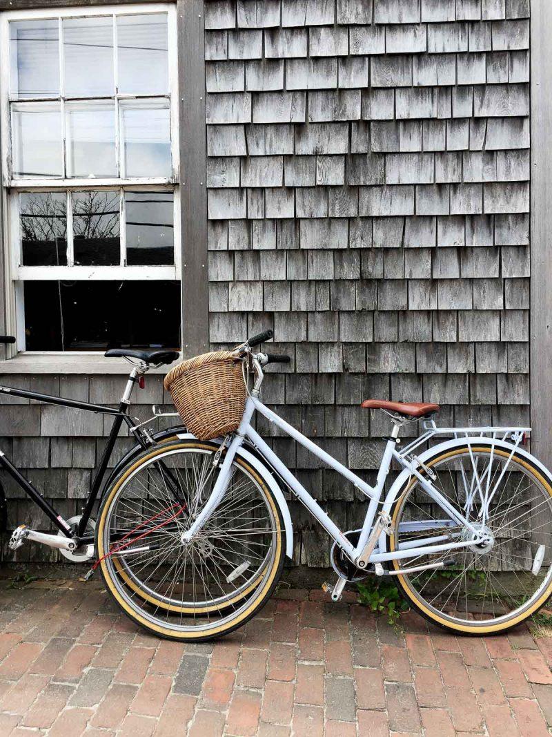 bike in nantucket