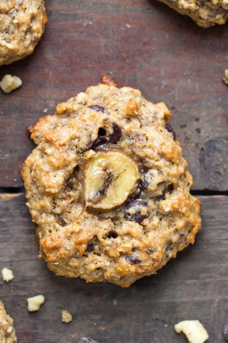 banana quinoa breakfast cookies