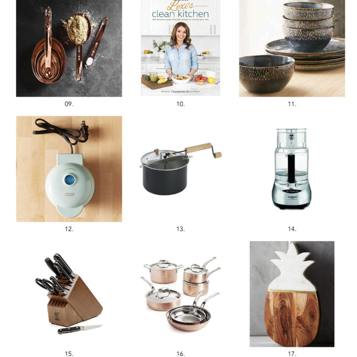 AK Gift Guide 2016: For the Cook and Baker