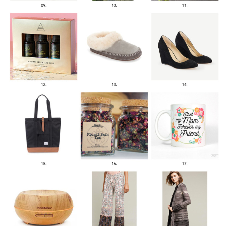 AK Gift Guide for the Lady 2016