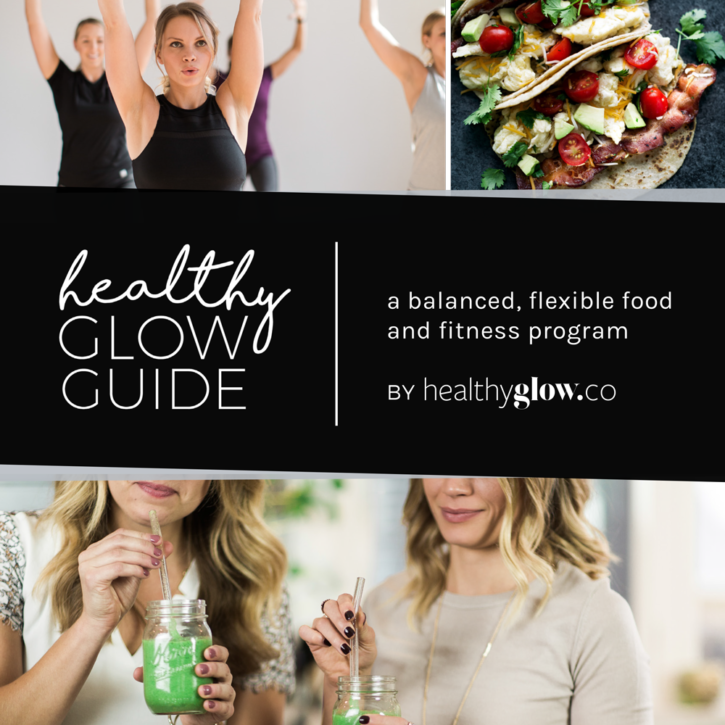 It's LIVE: The Healthy Glow Guide by HealthyGlow.Co!