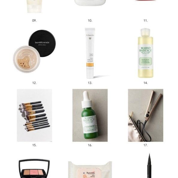 Gift Guide for the Beauty Lover graphic