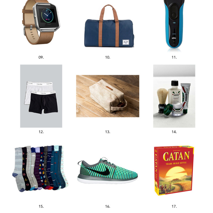 Ambitious Kitchen Gift Guide for the Man
