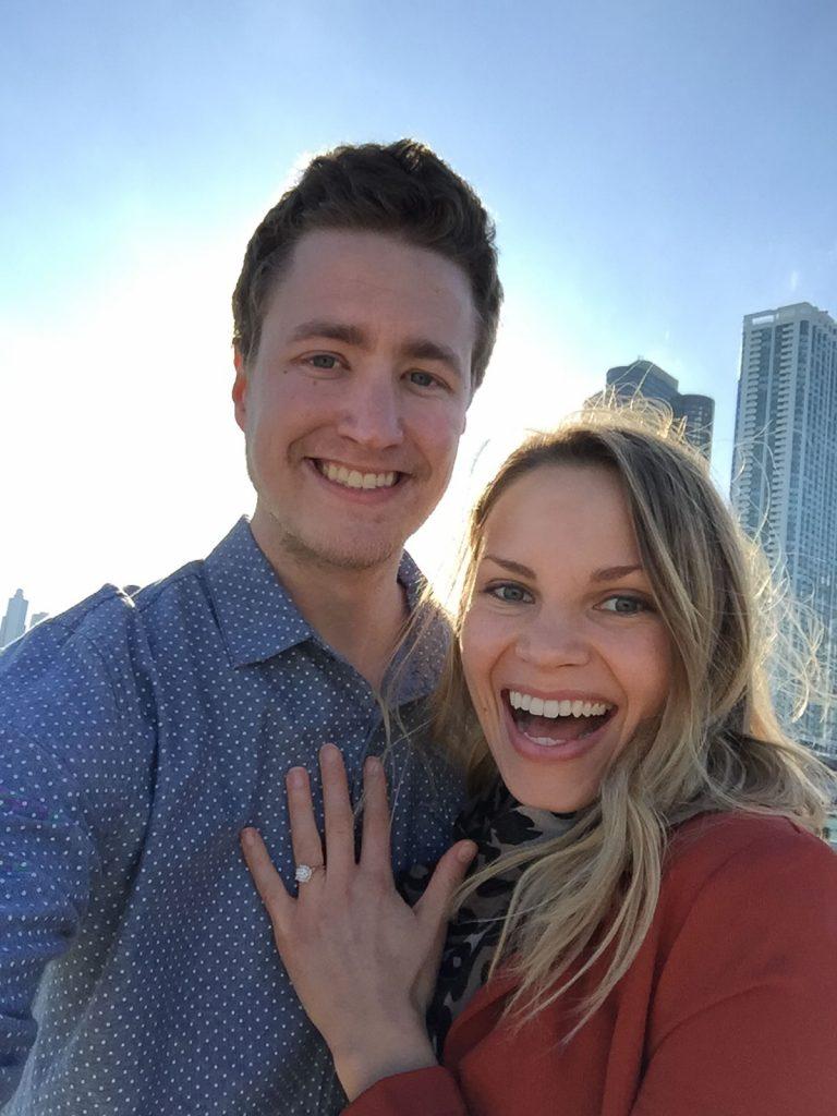 I'm engaged! #ambitiouskitchen
