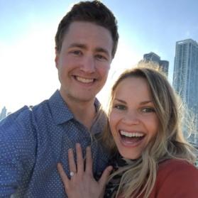 I'm engaged!