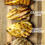 4 Easy Chicken Marinades + Living Lean & Clean with Just BARE Chicken videos!