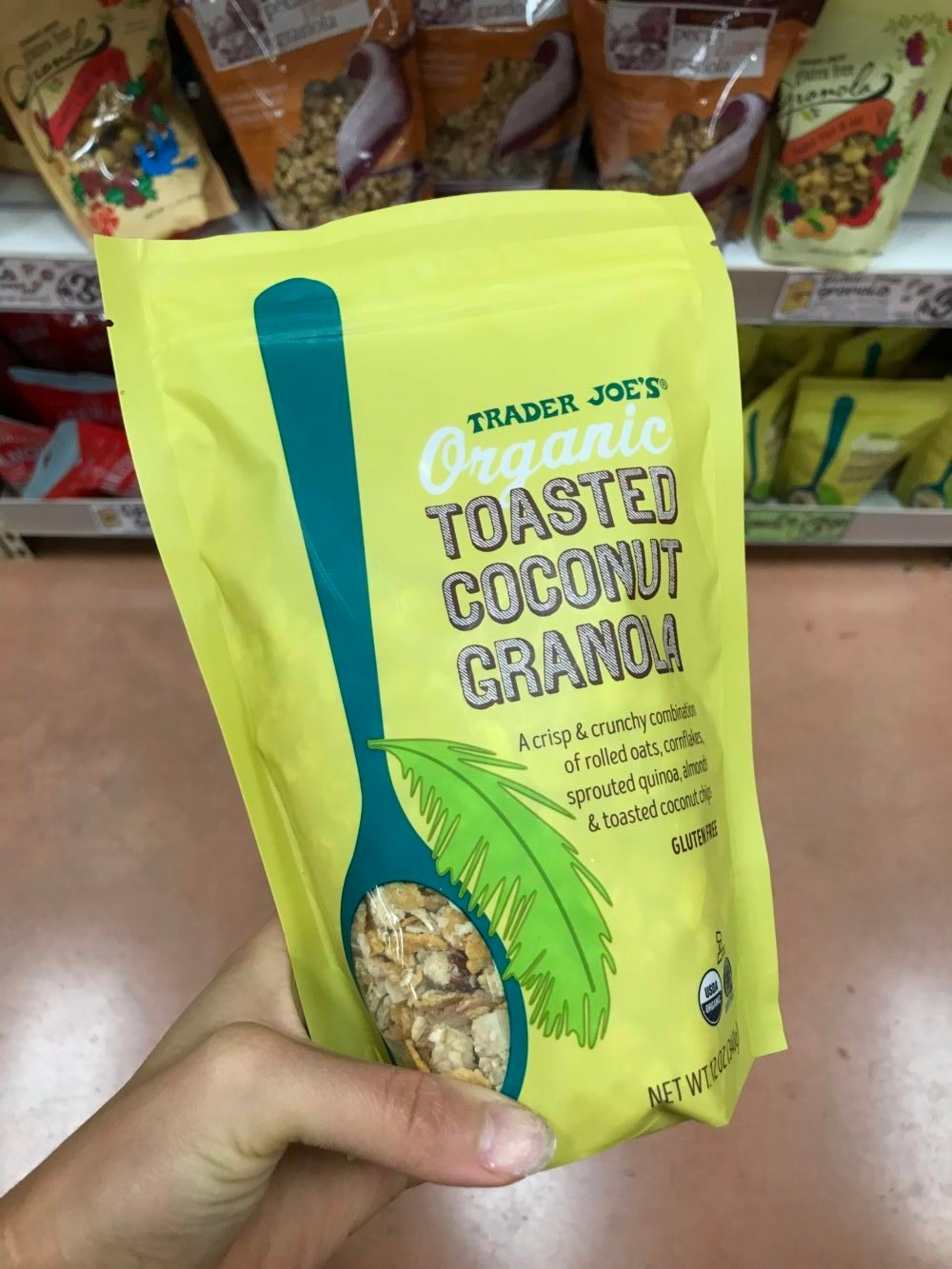 Here are 46 of our favorite finds at Trader Joe's including recipes to use their products in. What do you love at Trader Joe's?