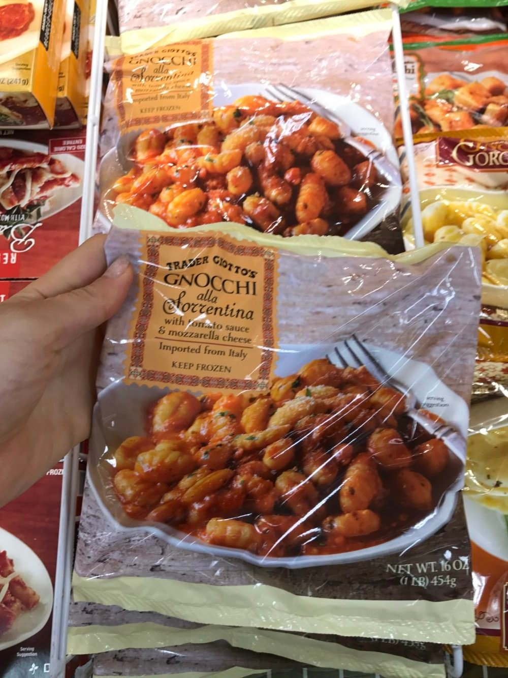 Wellness wednesday 46 favorite finds at trader joe 39 s for Joes italian kitchen