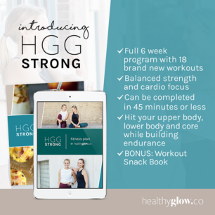 hgg strong fitness plan