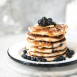 22 Cozy Pancake & Waffle Recipes for Staying In All Weekend Long