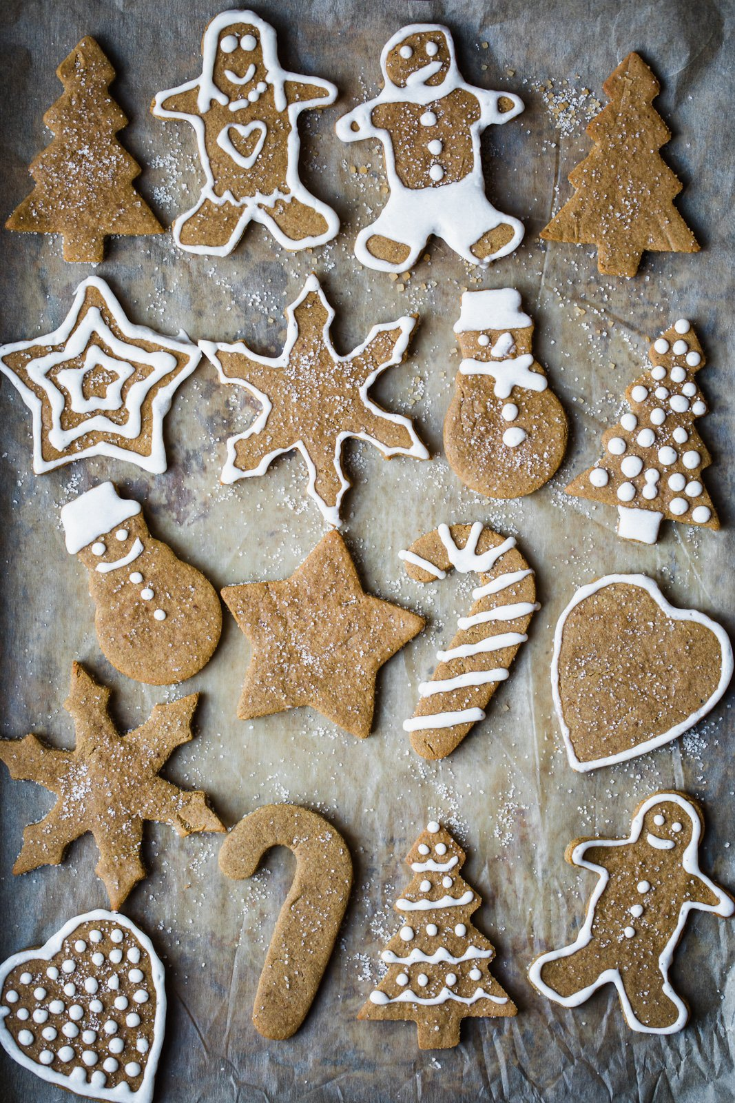 I rounded up 42 of our favorite cookies recipes that are a must-make! From chocolate chip to gingerbread - there's a cookie for everyone in here.