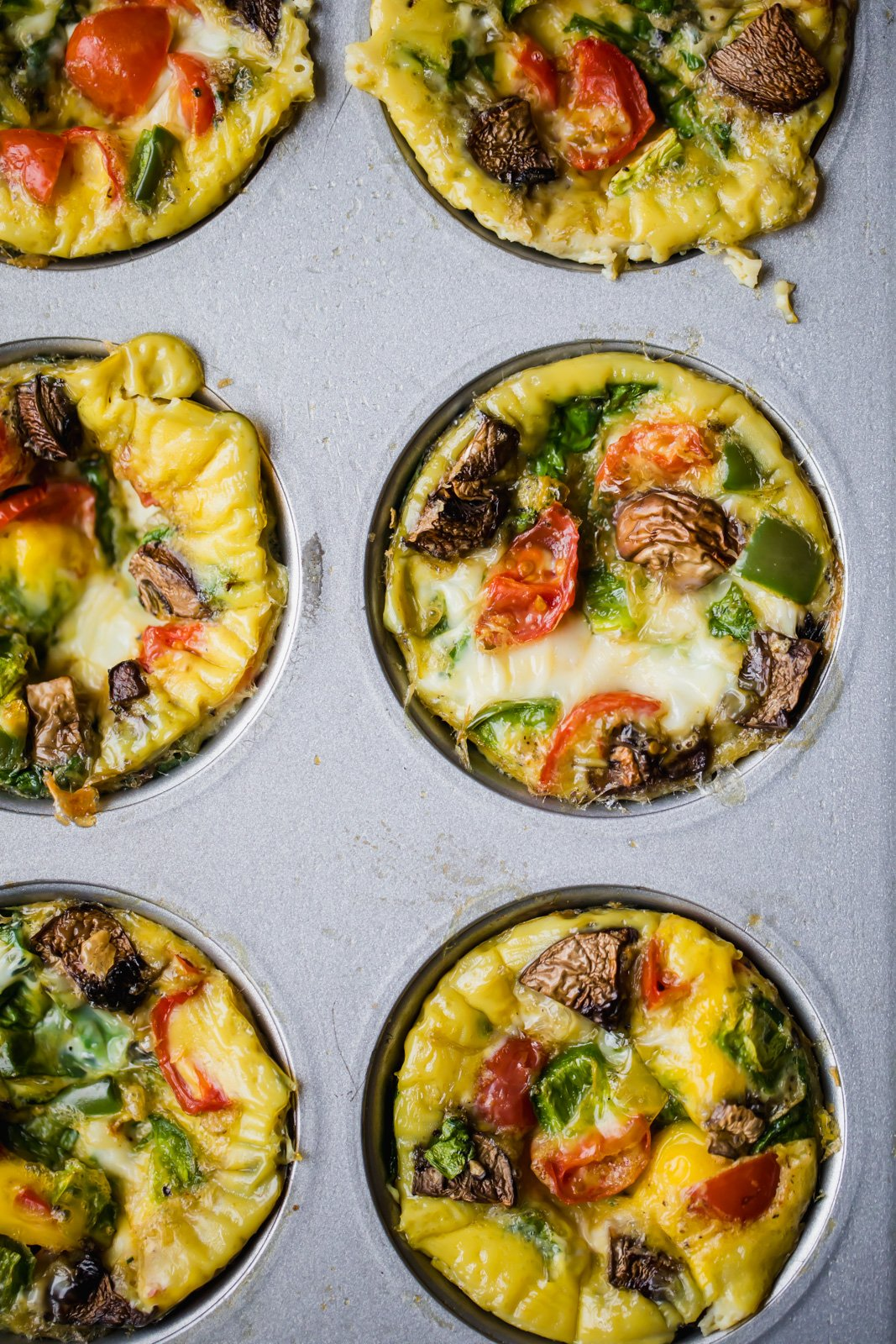 Healthy Breakfast Egg Muffin Cups Ambitious Kitchen