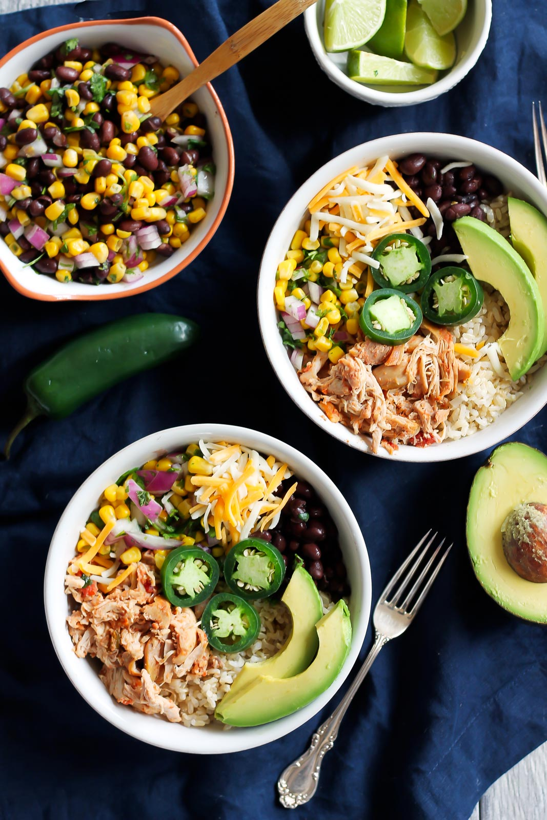 Easy and healthy recipes using leftover chicken that will make lunch and dinner a breeze. From cozy soups to my favorite enchiladas, these leftover chicken recipes will be your new go-to's for weekday meal prep!