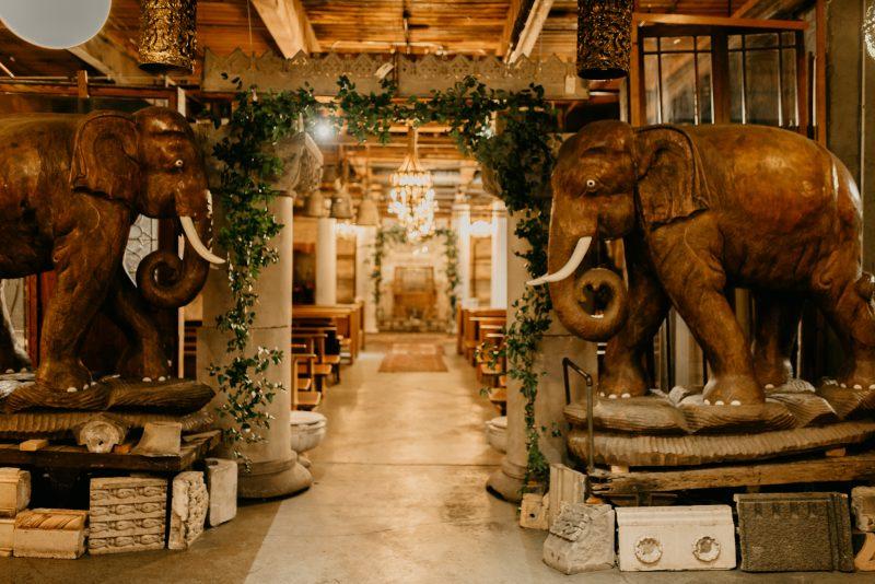 antique wedding venue
