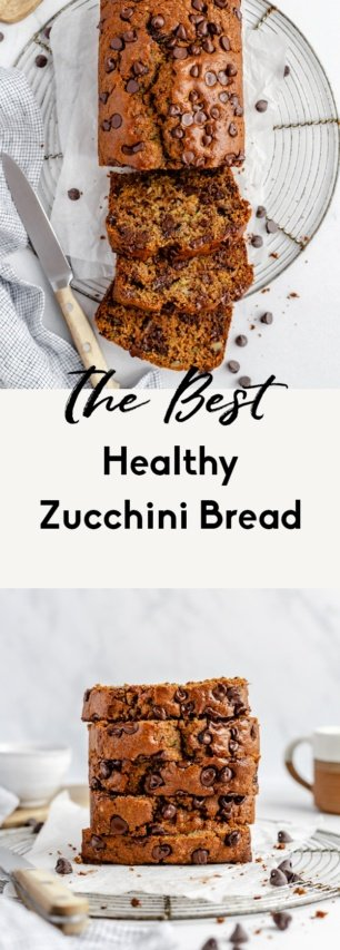 The Best Healthy Zucchini Bread Ambitious Kitchen