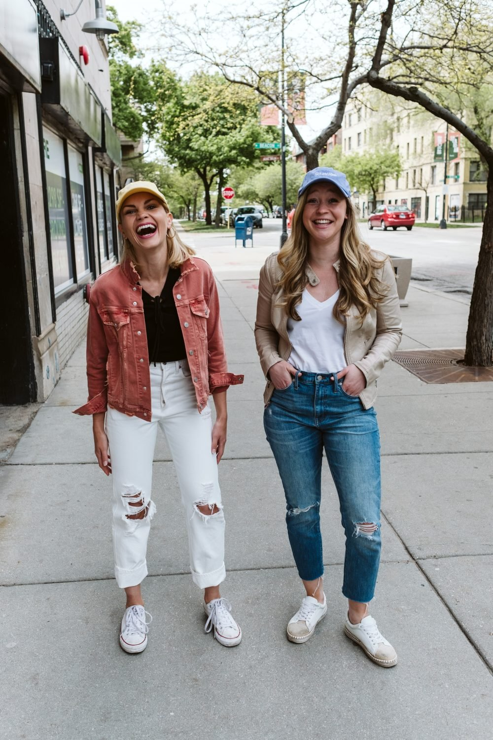 Favorite jeans and shoes for summer