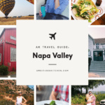 AK Travels: A Weekend in Napa Valley