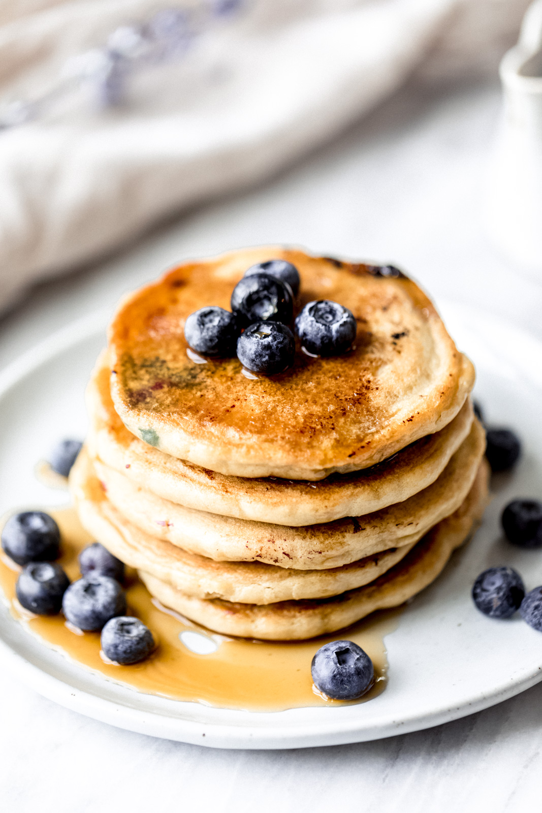 5-Ingredient Almond Flour Pancakes