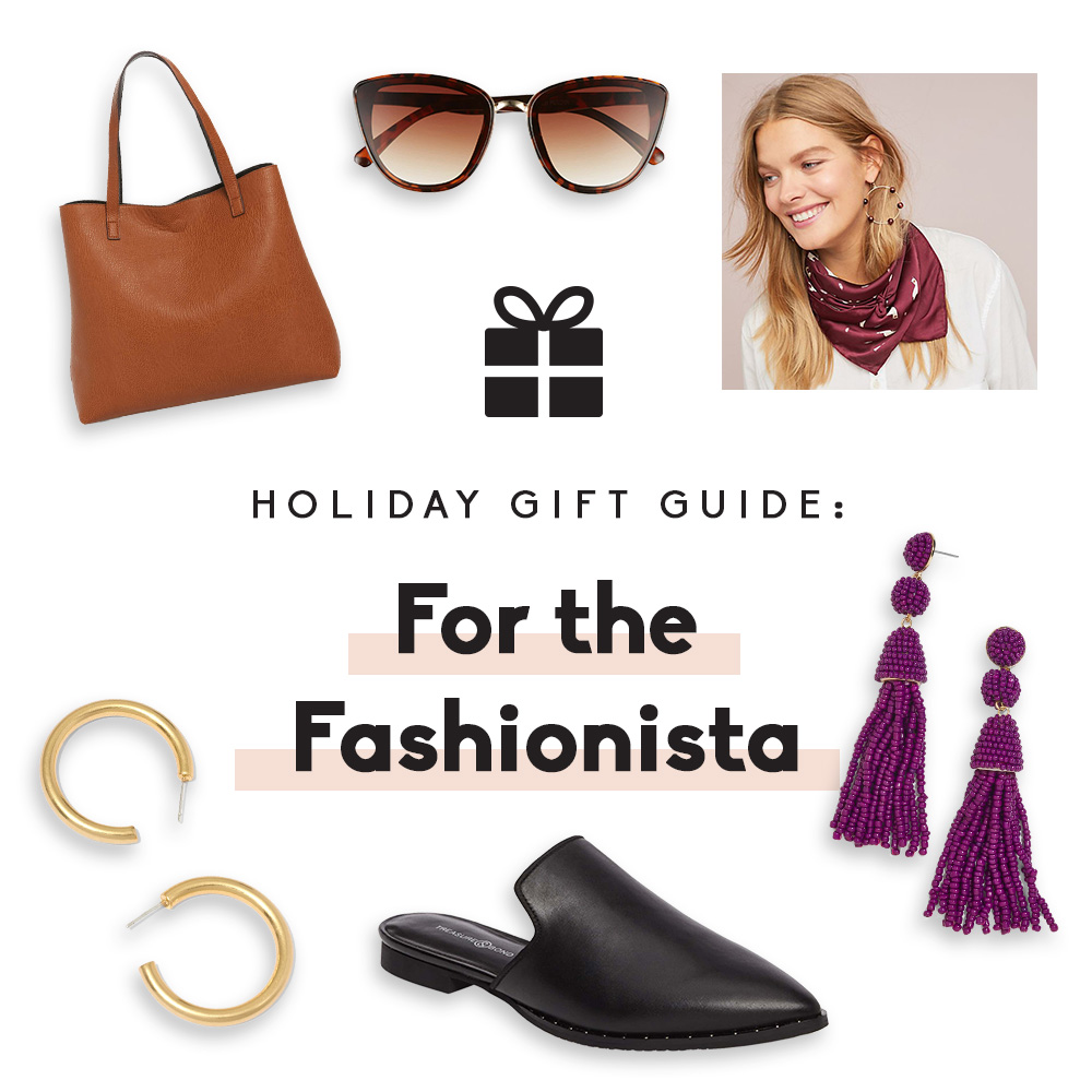 AK Gift Guide 2018: Gifts For The Fashionista