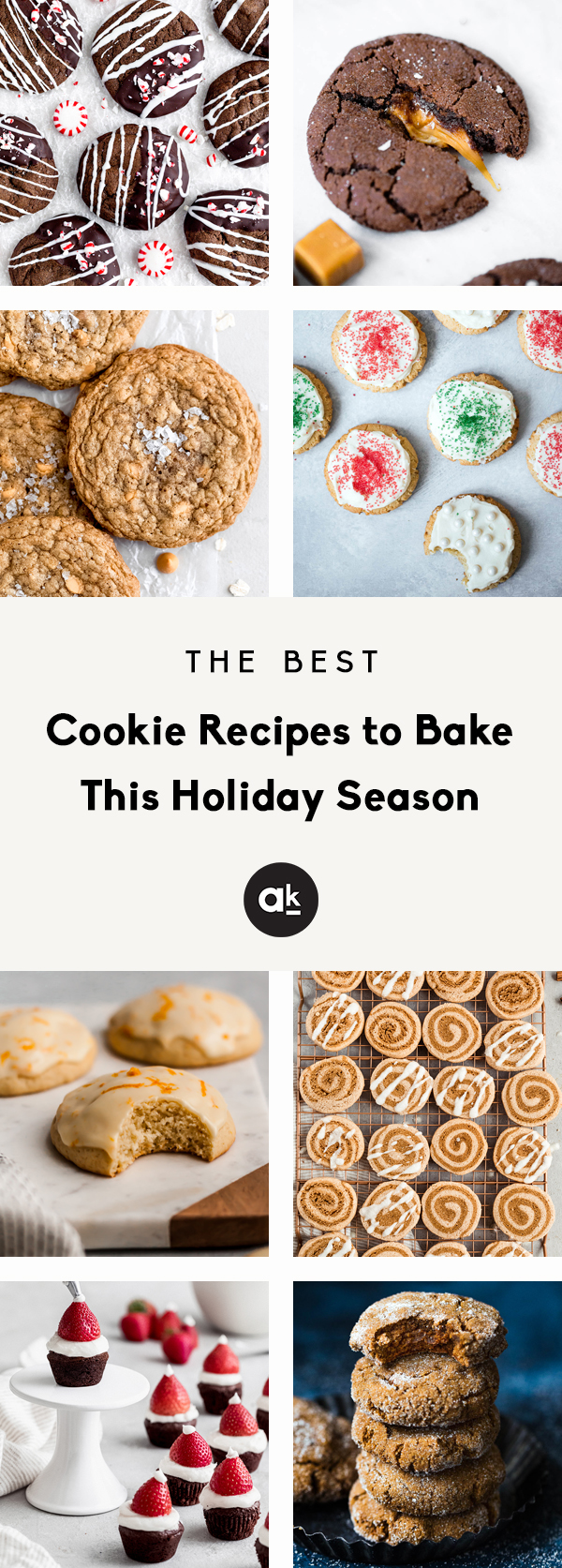 The best cookie recipes to bake this holiday season (and all year round!) From festive Christmas cookies to delicious chocolate chip cookies that everyone will love - these will be your new go-to cookie recipes.