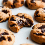 Damn Good Paleo Chocolate Chunk Tahini Cookies