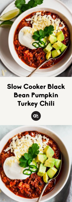 pumpkin turkey chilli collage