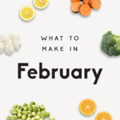 28 of the best healthy recipes to make in February! Enjoy sweet & savory breakfasts, delicious, filling lunches & dinners, and the best chocolatey desserts.