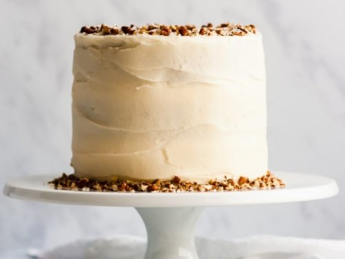 Prime The Best Healthy Carrot Cake Youll Ever Eat Gluten Free Paleo Personalised Birthday Cards Bromeletsinfo