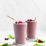 Antioxidant Triple Berry Smoothie