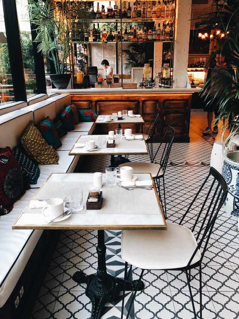 cafe in barcelona