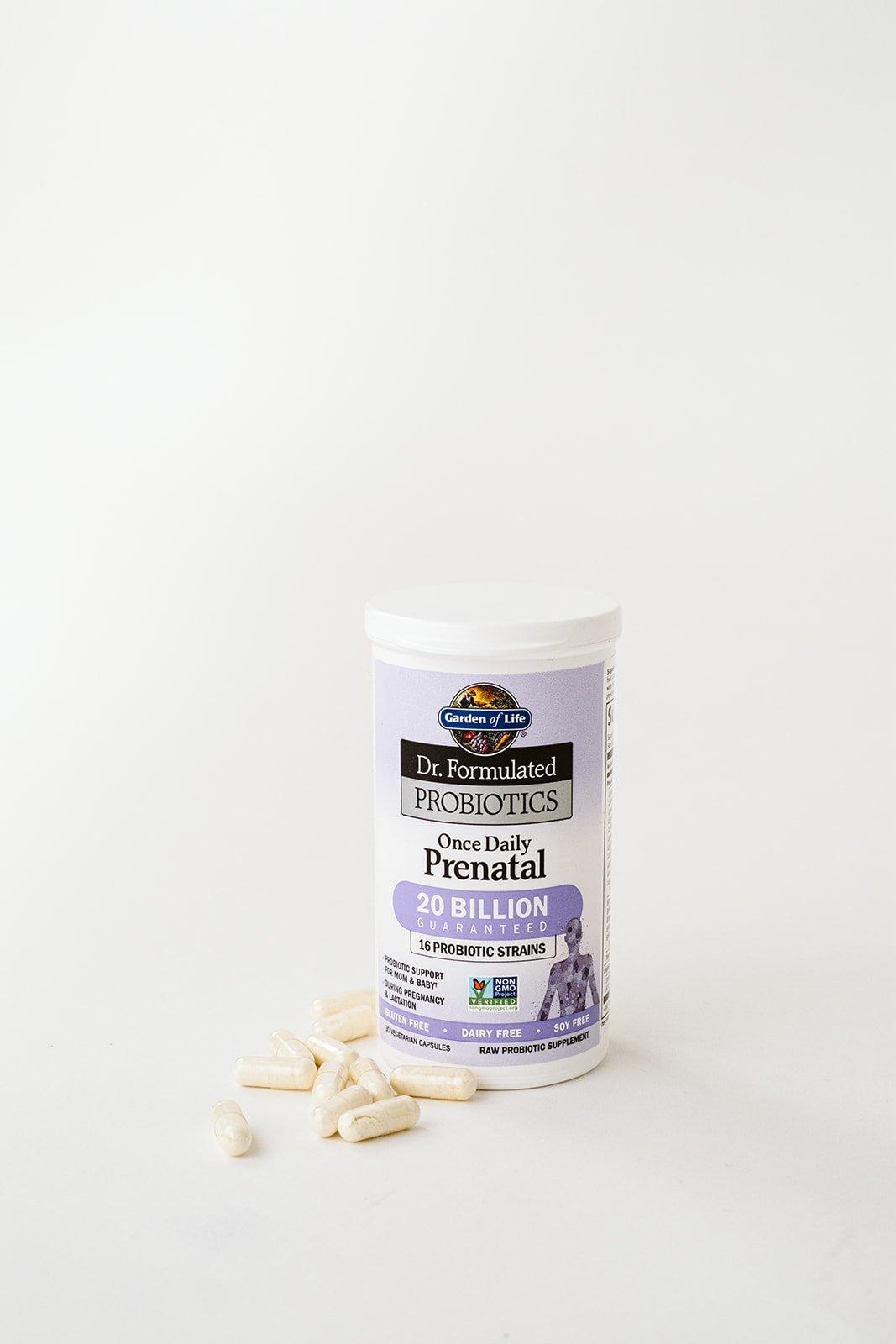 prenatal probiotics