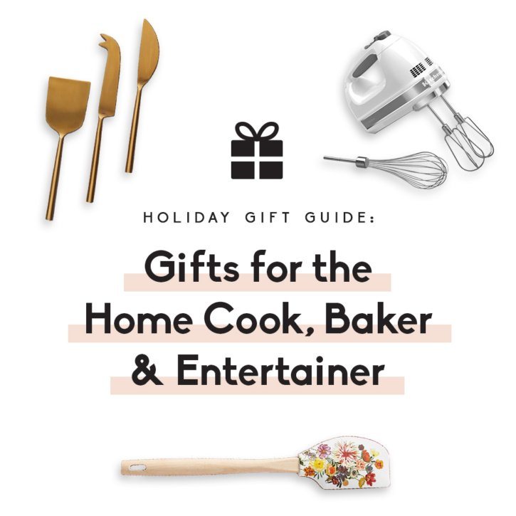 Gift Guide for the Home Cook, Baker