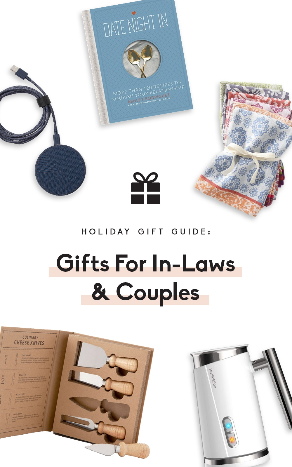 gifts for in laws and couples