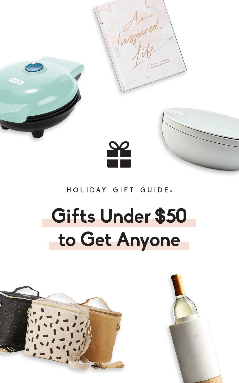 gifts under 50 gift guide
