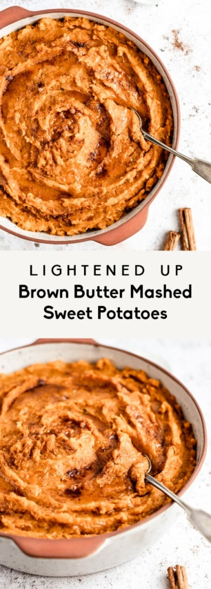 lightened up slow cooker mashed sweet potatoes
