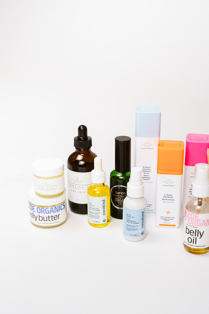 pregnancy safe skincare products