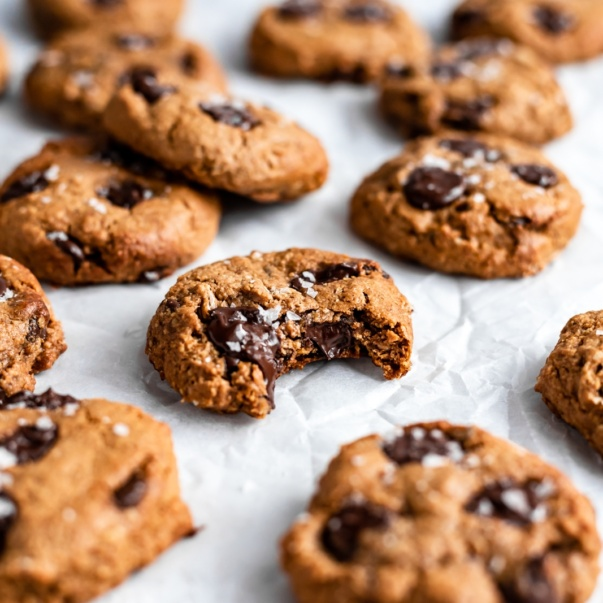 the best lactation cookies on parchment paper