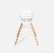 white high chair