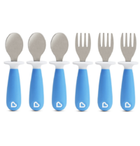 toddler fork and spoon set