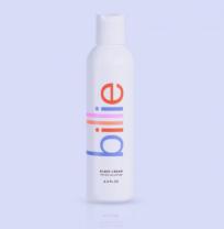 bottle of billie shaving cream