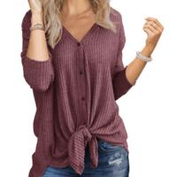 knit henley